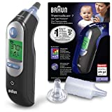 Braun Healthcare ThermoScan 7 Ohrthermometer mit...